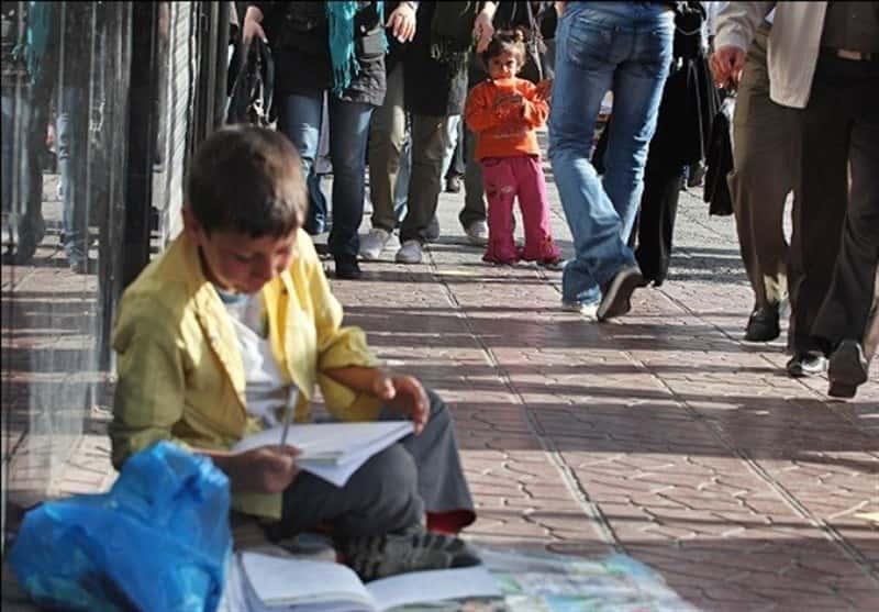 ۸۸۶ کودک بازمانده از تحصیل