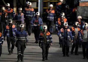 به مزایده گذاشتن معدن زغال سنگ البرز غربی