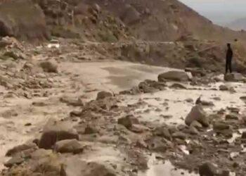 جان باختن ۷ شهروند در سیلاب های دشتستان و هرمزگان