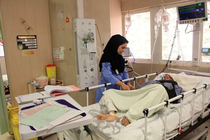 اعتراض پرستاران مراکز درمانی سنندج