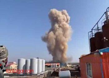 حادثه انفجار در کوره ذوب فلزات سلفچگان