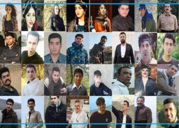 بازداشت ۶۷ فعال مدنی طی دو هفته