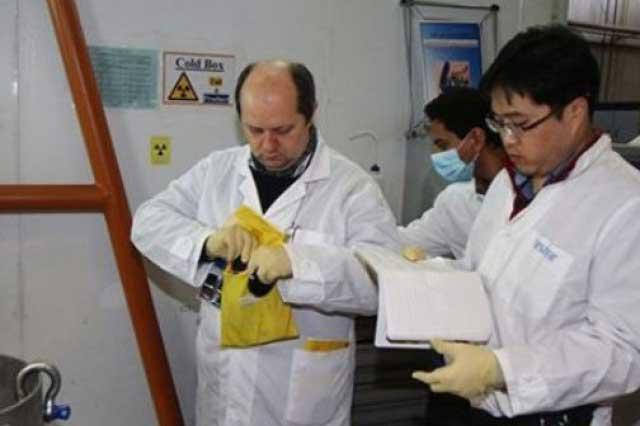 شروع تولید اورانیوم