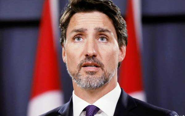 بیانیه نخست وزیر کانادا