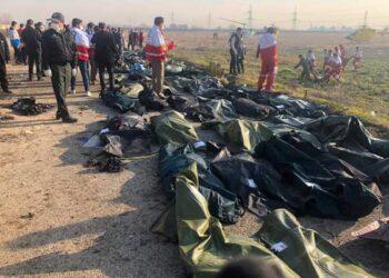 مادران قربانیان هواپیمای اوکراینی