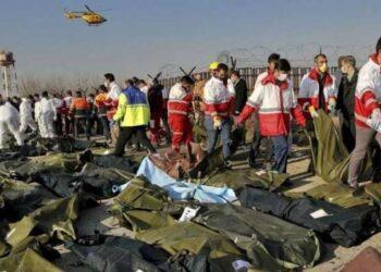 قربانیان سرنگونی هواپیمای اوکراینی