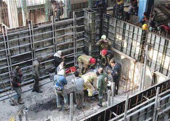 هزاران کارگر ساختمانی تهران پس از دو سال همچنان در انتظار بیمه کارگران ساختمانی