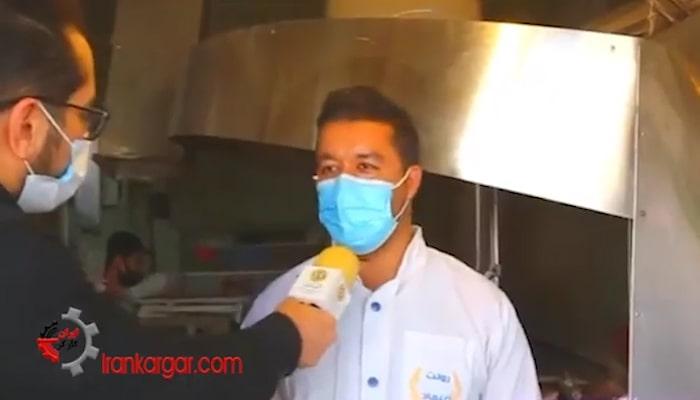 خرید نان نسیه در اهواز