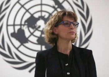 اگنس کالامارد گزارشگر ویژه سازمان ملل