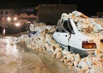 زلزله در سی سخت