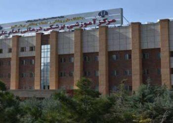تجمع اعتراضی کارکنان بیمارستان امام علی شهرستان کرج