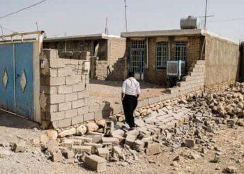 زلزله ۵ ریشتری در فاریاب کرمان