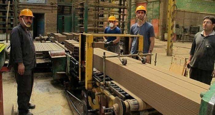 گزارشی از مشکلات کارگران آجرماشینی گنبد