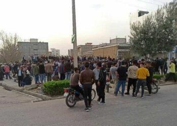 بازداشت تعدادی از معترضان به آزار جنسی دو کودک در گنبد کاووس