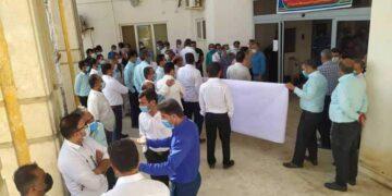 تجمع کارگران ترابری پارسیان