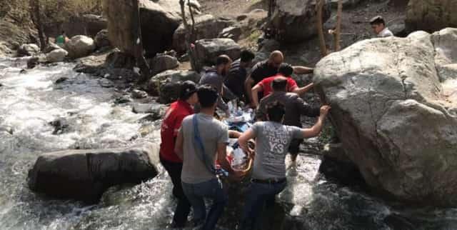 معدن فاریاب فارس بازهم قربانی گرفت