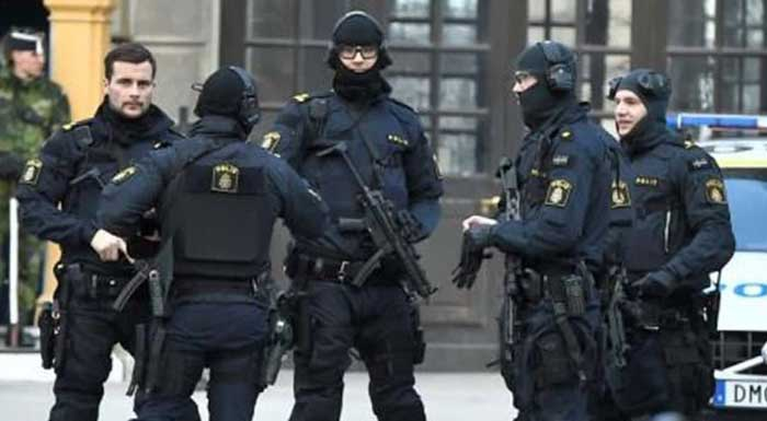 سازمان امنیت سوئد