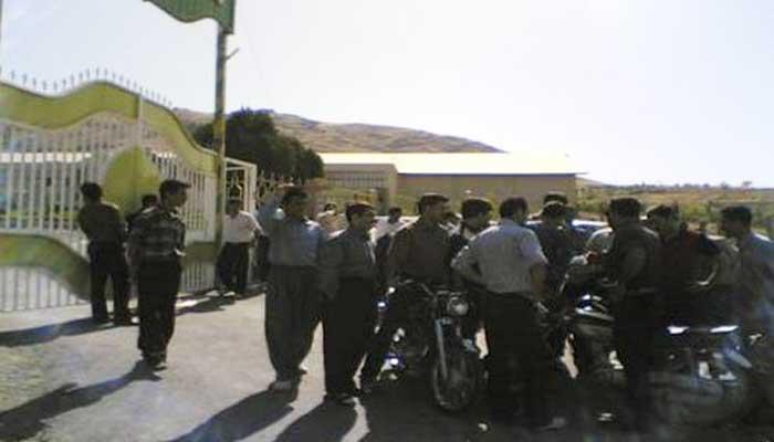 کارگران نساجی کردستان