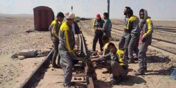 کارگران سیاه بیشه لوشان