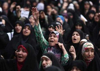 همسران کارگران شهرداری بندرعباس