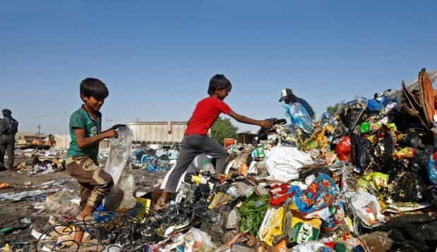 زباله گردی کرونا فقر