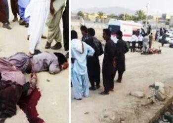 قتل مشکوک دو شهروند در سراوان - پلیس سرمچار