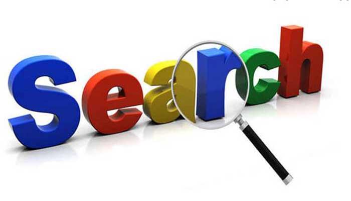 جستجوهای اینترنت