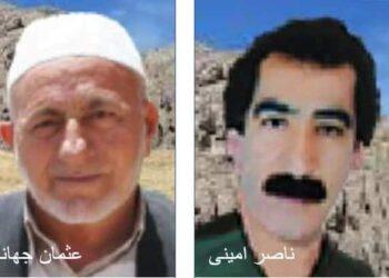 درگیری مسلحانه در مریوان و کشته شدن ۲ عضو سپاه پاسداران