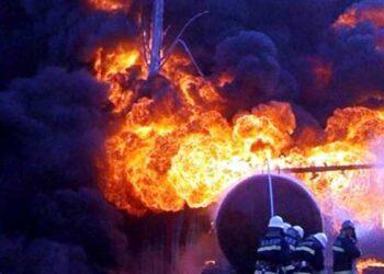 انفجار در کوره مجتمع فولاد یزد