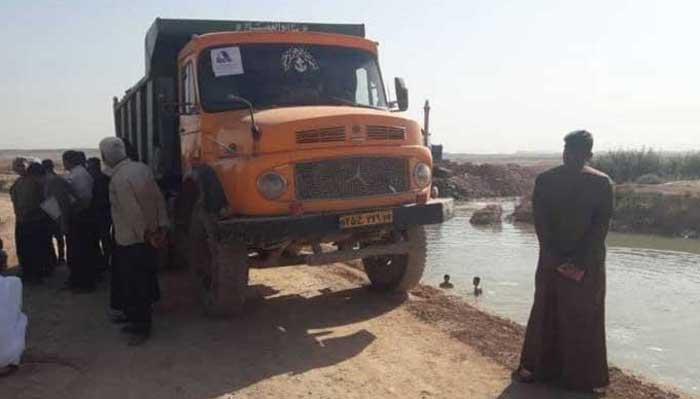 کشاورزان شالیکار خوزستانی