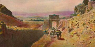 دروازه قرآن، اثری که تخریب آن با دینامیت در زمان رضا شاه باعث نگرانی مردم شیراز شد