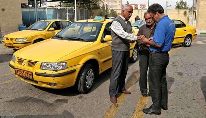 مرگ بی صدای ۵۰۰ راننده تاکسی بر اثر کرونا