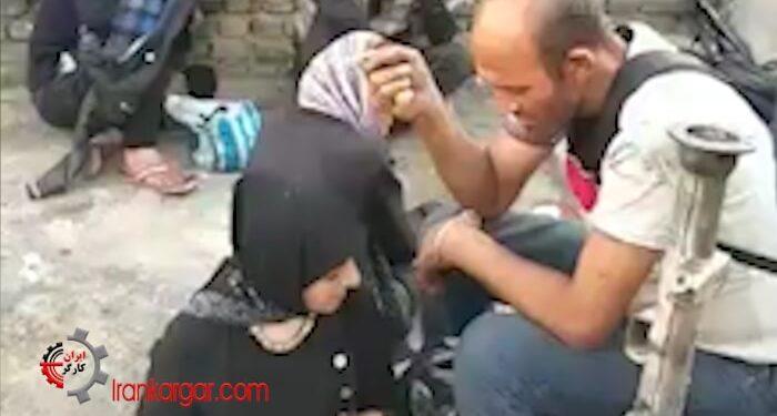 معتادان تهران