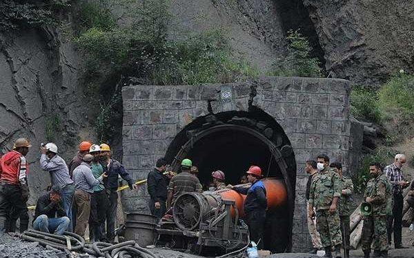 معدن زغال سنگ طرزه