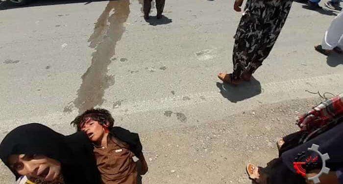 قتل میثم نارویی پسربچه ۵ ساله با شلیک ماموران انتظامی در محمدان