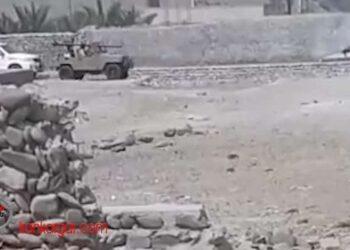 فیلمهای حمله با توپ ۱۰۶ و هلیکوپتر به خانه مسکونی در شهر حمیری بلوچستان