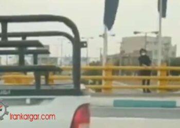 خودکشی دختر جوان با پریدن از پل در یزد
