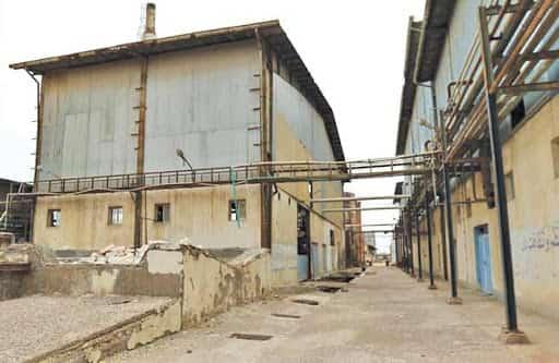 تلاش بی نتیجه ده ساله کارگران صابون سازی یاس خرمشهر جهت بازگشایی مجدد کارخانه