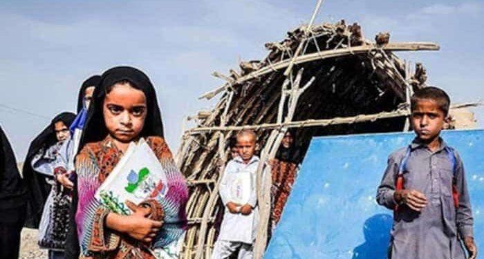۱۴۱ هزار دانش آموز بازمانده از تحصیل در سیستان و بلوچستان