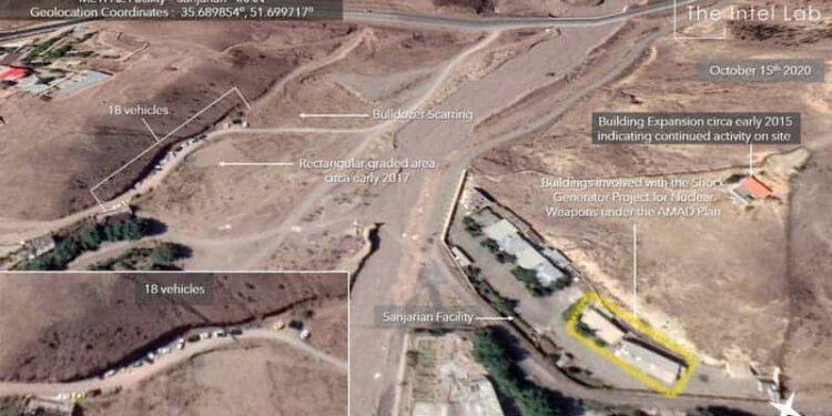 تاسیسات هسته ای ایران به نام سنجریان توسط فاکس نیوز