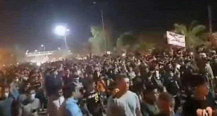 بیانیه کانون صنفی معلمان تهران در اعتراض به سرکوب تظاهرات مردم خوزستان