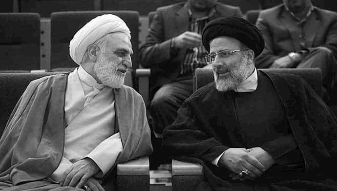 انتصاب غلامحسن محسنی اژه ای معروف به آخوند گوشخوار به ریاست قوه قضائیه