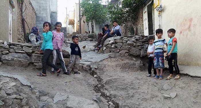 شکاف طبقاتی درکشور به دلیل سیاستهای ویرانگر حاکمیت