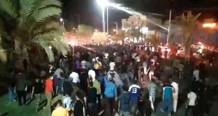 اعتراضات خوزستان