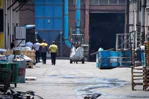 کارگران پارس پامچال