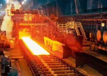 صنایع فولاد کشور
