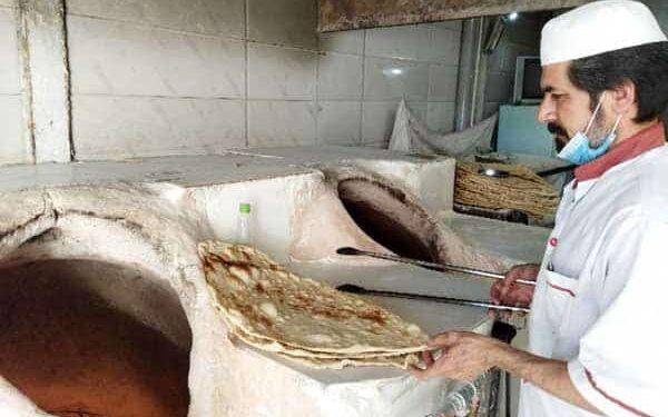 دستمزد کارگران نانوا