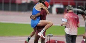 اولین تقسیم مدال طلای المپیک