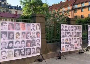 دادگاه محاکمه حمید نوری در سوئد