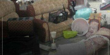 تخریب خانه شهروندان بهایی بی خانمان کردن آنها در استان مازندران
